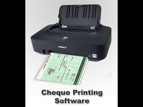 What Is Check Printing Software?