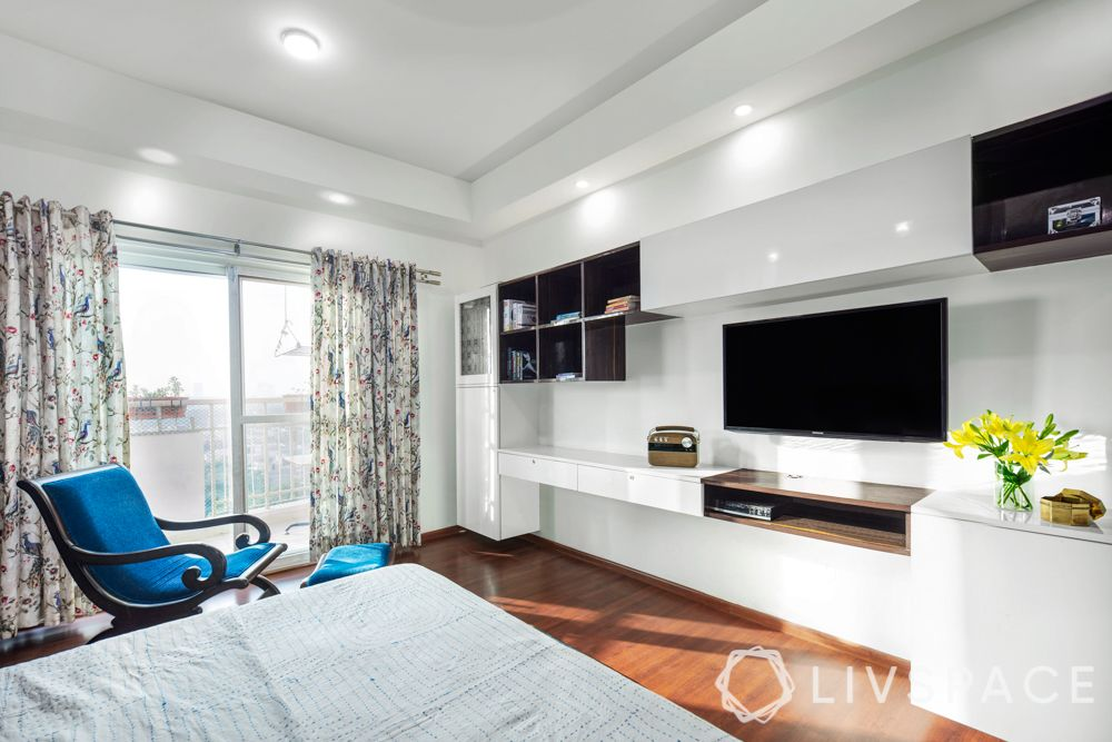 Beautiful TV Unit Designs for Your Bedroom