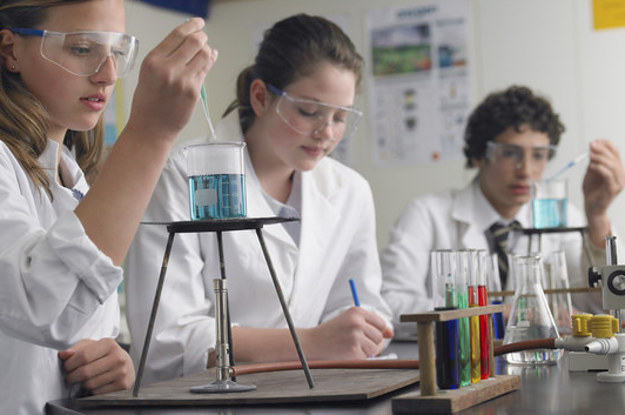 Chemistry Course in College